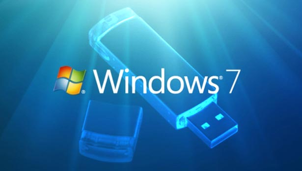 How to install Windows 7 from a USB Stick | beck13.com | Blog